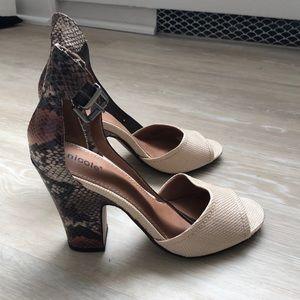 Cute stylish heels